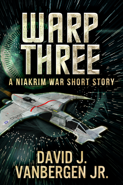 Warp Three by David VanBergen