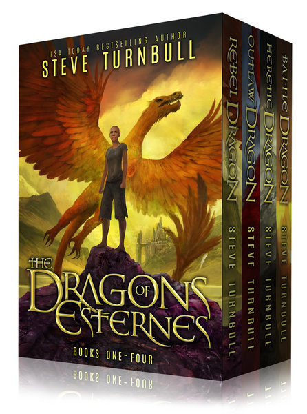 The Dragons of Esternes by Steve Turnbull