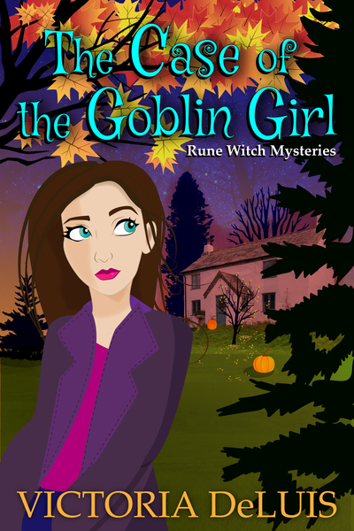 The Case of the Goblin Girl by Victoria DeLuis