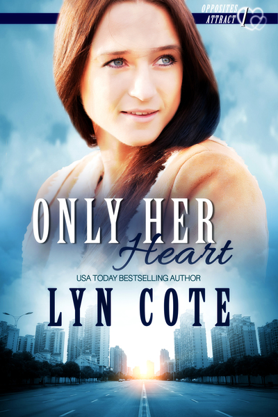 Only Her Heart, Clean and Wholesome Romance in the Shadow of Mystery by Lyn Cote