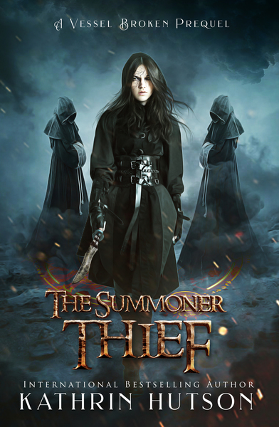The Summoner Thief (Sample) by Kathrin Hutson