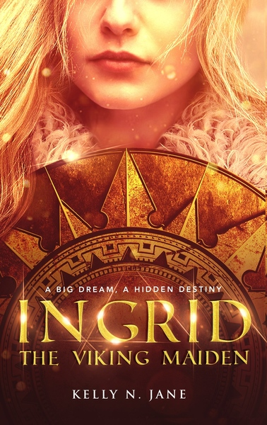 Ingrid, The Viking Maiden by Kelly N. Jane