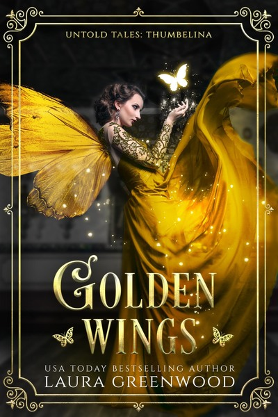 Golden Wings by Laura Greenwood