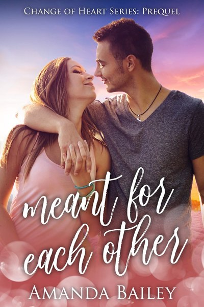 Meant for Each Other by Amanda Bailey