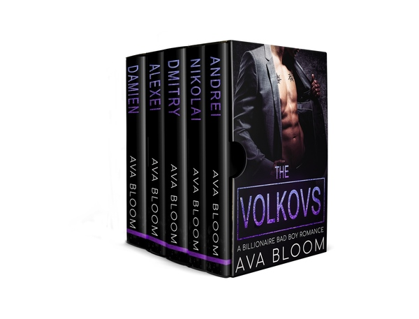 The Volkov's by Ava Bloom