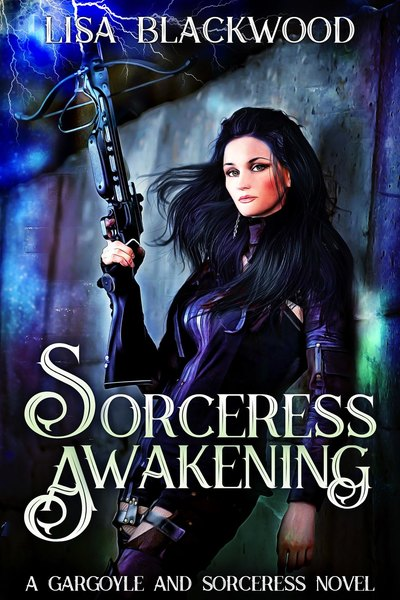 Sorceress Awakening by Lisa Blackwood