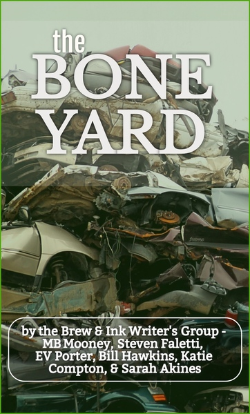 The Bone Yard by MB Mooney