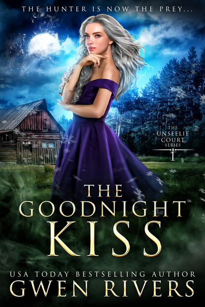 The Goodnight Kiss by Gwen Rivers