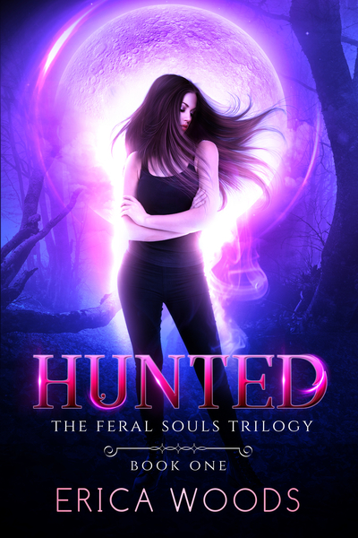Hunted by Erica Woods