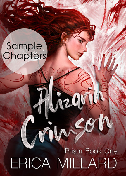 Alizarin Crimson (Sample) by Erica Millard