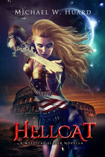 HELLCAT by Michael W. Huard