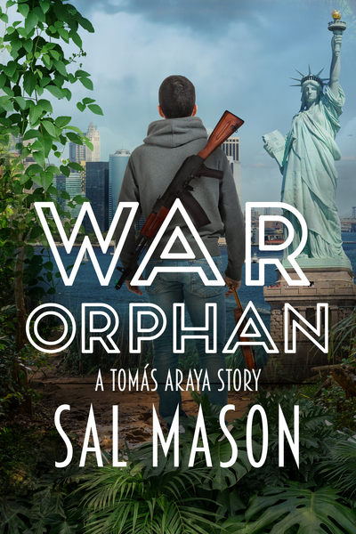 War Orphan by Sal Mason