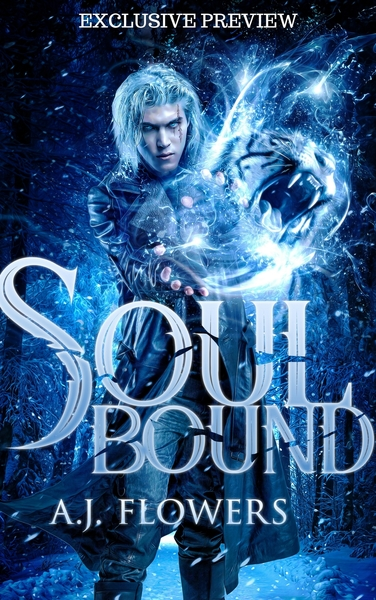 Soul Bound (Preview) by A.J. Flowers