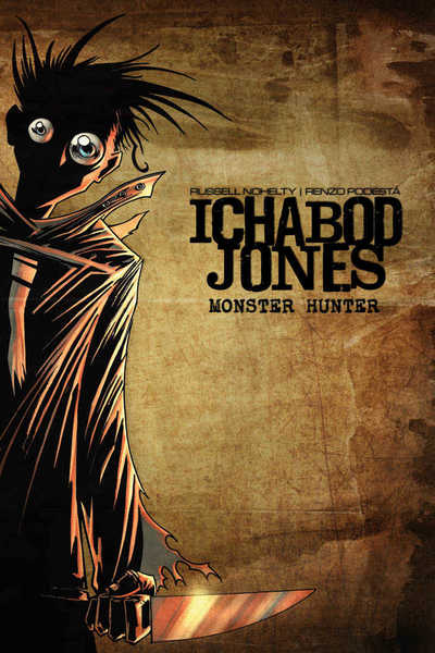 Ichabod Jones #1 by Russell Nohelty