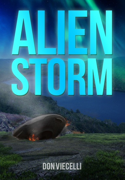 Alien Storm by Don Viecelli