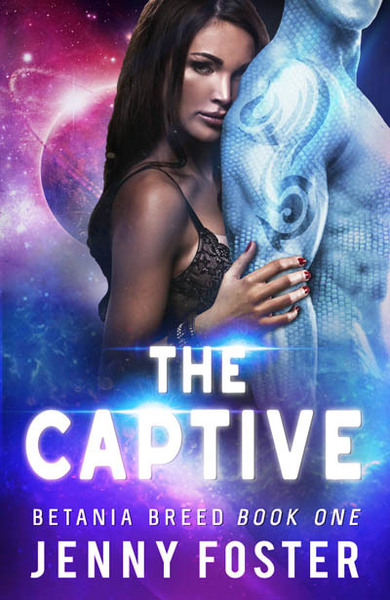 The Captive by Jenny Foster