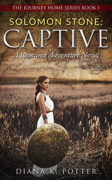 Solomon Stone: Captive by Diana K Potter