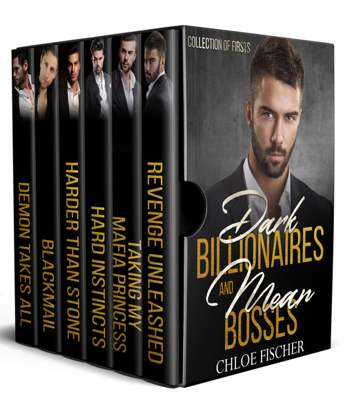 Dark Billionaires & Mean Bosses by Stiletto Publishing