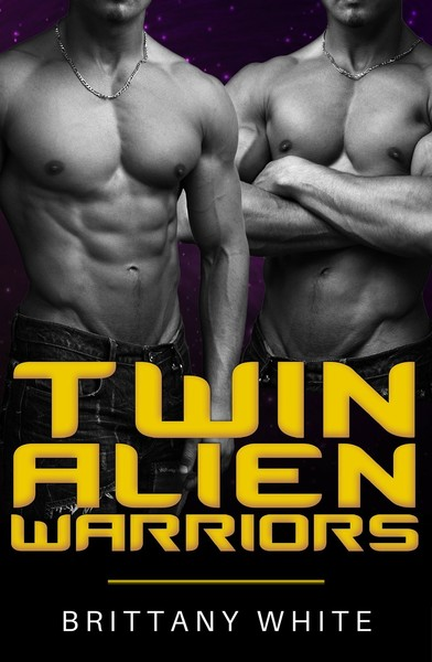 Twin Alien Warriors by Brittany White