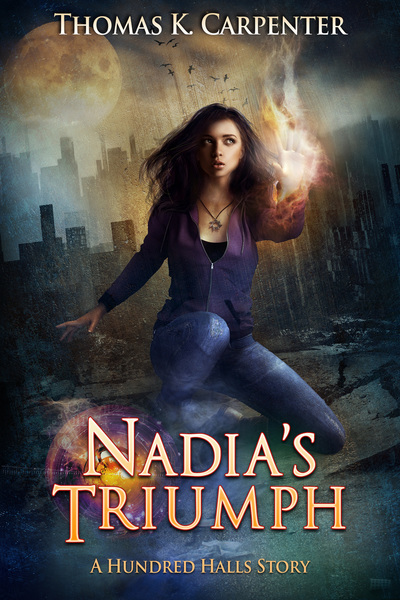 Nadia's Triumph by Thomas K. Carpenter