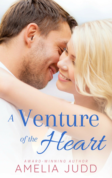 A Venture of the Heart by Amelia Judd