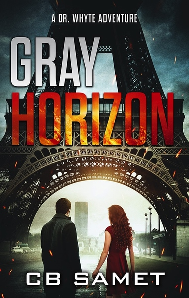 Gray Horizon by CB Samet