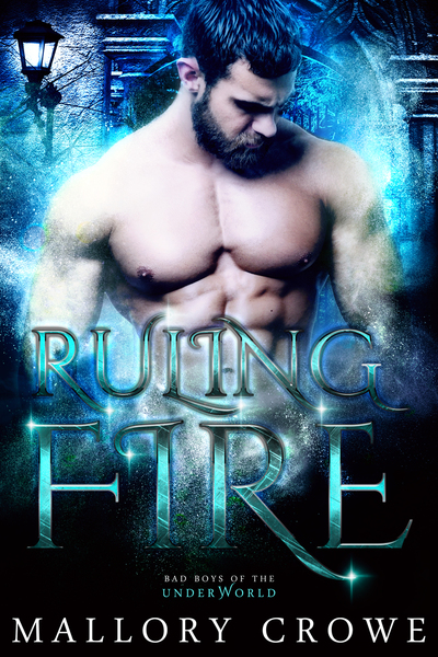 Ruling Fire by Mallory Crowe