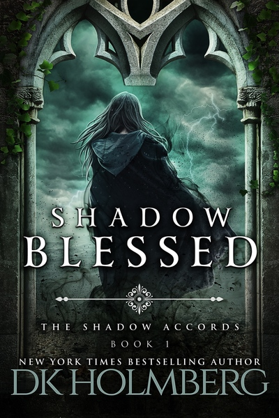 Shadow Blessed by DK Holmberg