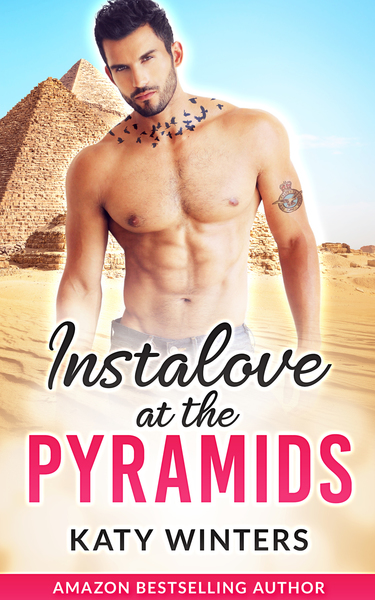 Instalove at the Pyramids by Katy Winters