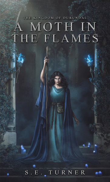 A Moth in the Flames by S E Turner