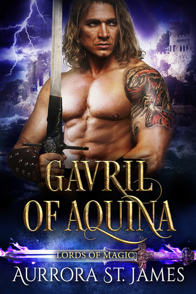 Gavril of Aquina by Aurrora St. James