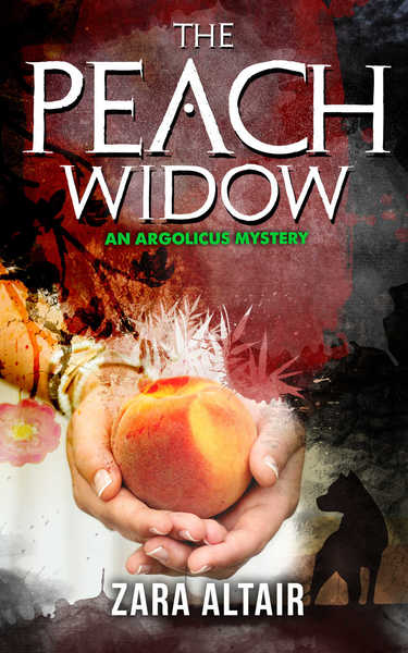 The Peach Widow by Zara Altair