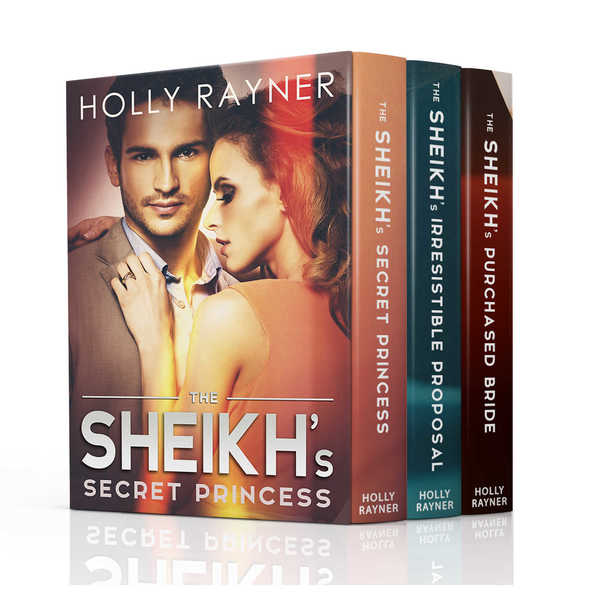 The Sheikh's Every Wish by Holly Rayner