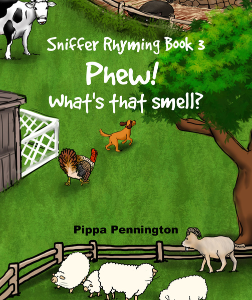 Phew! What's that smell at the Farm by Pippa Pennington