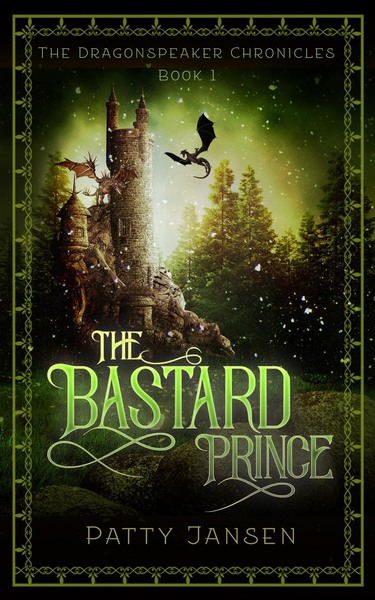 The Bastard Prince by Patty Jansen