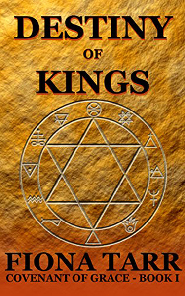 Destiny of Kings by Fiona Tarr - BooksGoSocial Fantasy