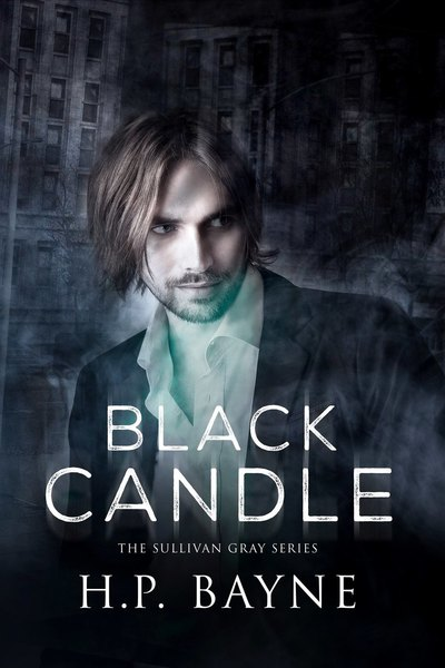 Black Candle by H.P. Bayne
