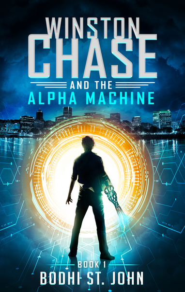 Winston Chase and the Alpha Machine (SAMPLE) by Bodhi St. John