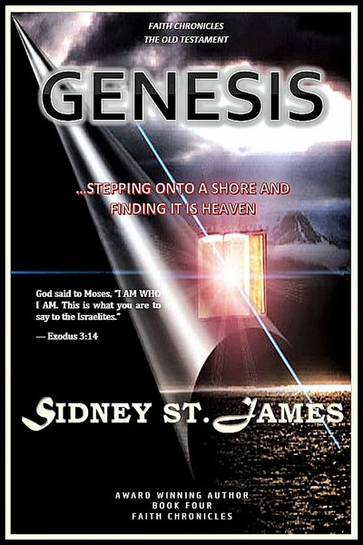 GENESIS - Stepping onto the Shore and Finding It's Heaven by Sidney St. James
