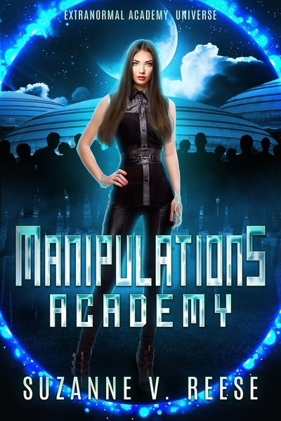 Manipulations Academy by Suzanne V. Reese