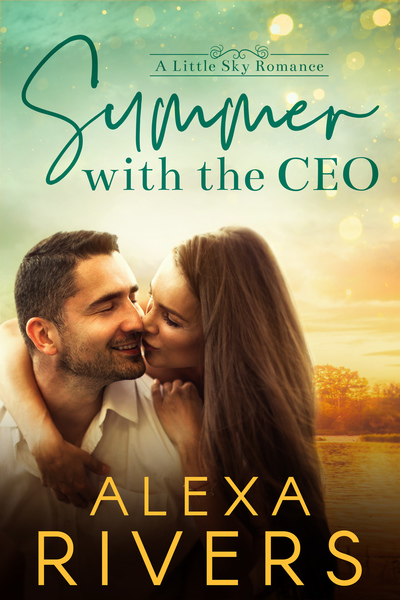 Summer with the CEO by Alexa Rivers