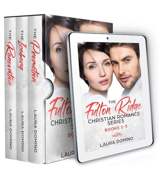 Fulton Ridge Series set by Laura Domino