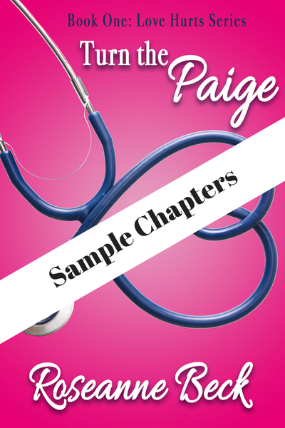 Turn the Paige (sample) by Roseanne Beck
