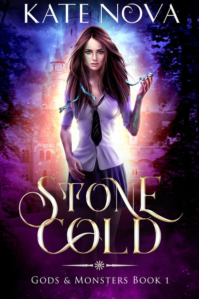 Stone Cold by Kate Nova