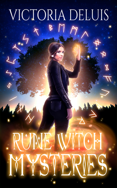 Rune Witch Mysteries: The Complete Series by Victoria DeLuis