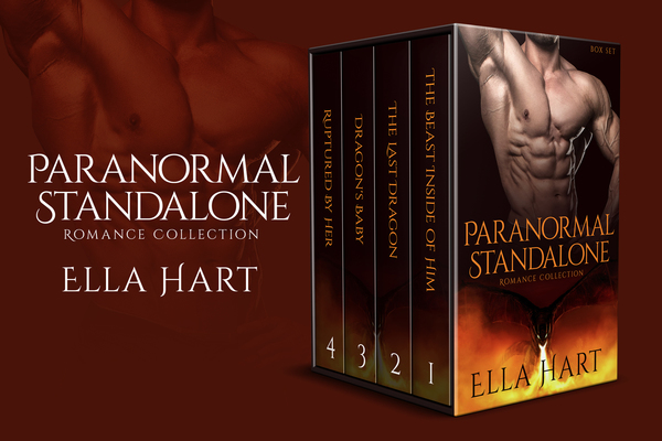 Paranormal Romance Standalone Collection by Ella Hart