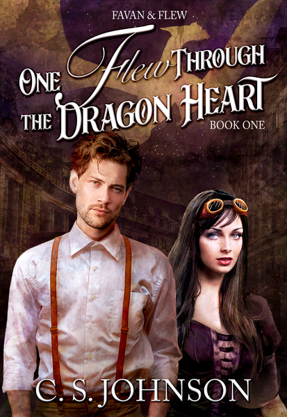 One Flew Through the Dragon Heart by C. S. Johnson
