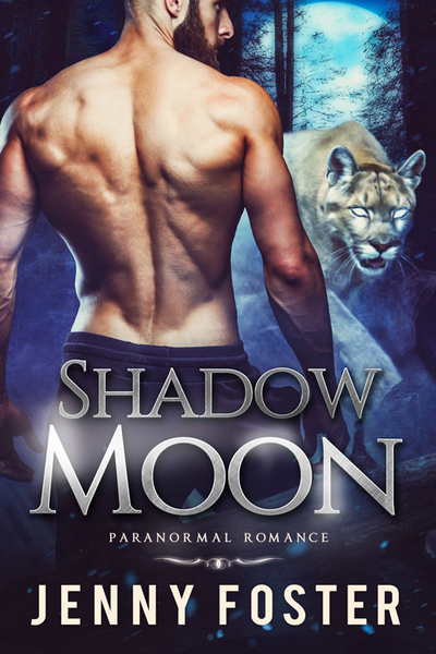Shadow Moon by Jenny Foster