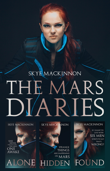 The Mars Diaries (box set) by Skye MacKinnon