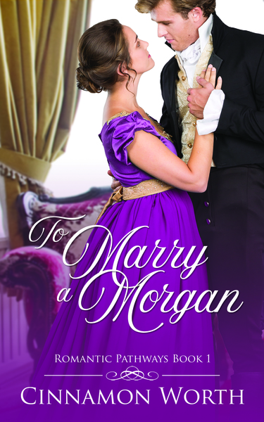To Marry a Morgan by Cinnamon Worth
